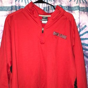Nike college pull over